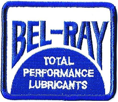 レーシングパッチ ロゴワッペン BEL-RAY