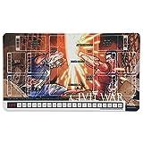 Dice Masters Marvel Civil War Playmat