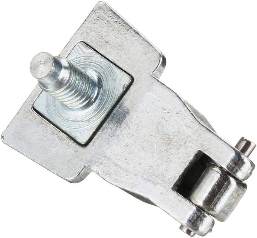H HILABEE F/ür FIAT 500 Chrom T/ürau/ßengriff Scharnier Reparatur Werkzeugs/ätze 51964555 L//R
