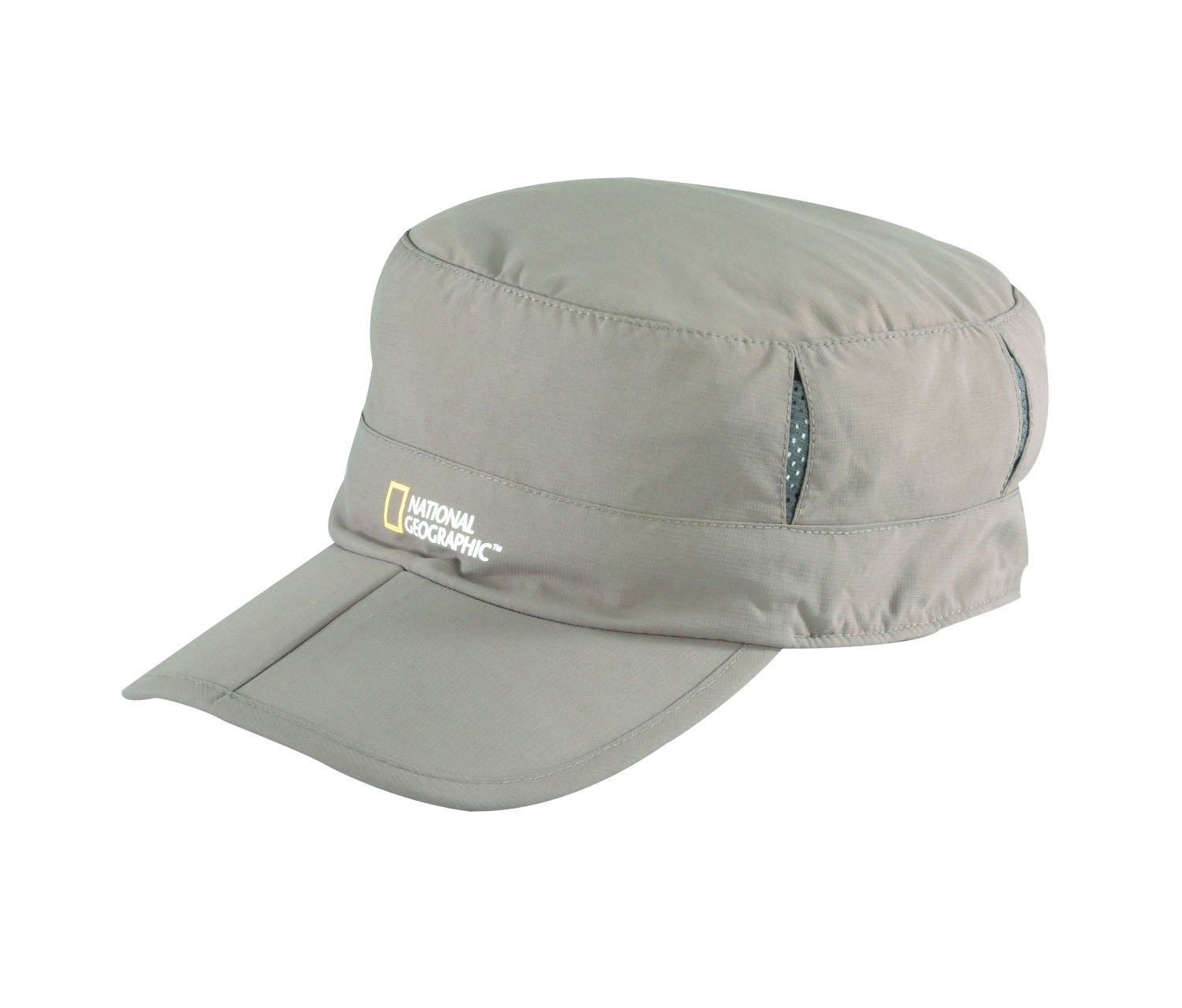 National Geographic Men's Back Pocket Cap (Green) 6283936OSFM