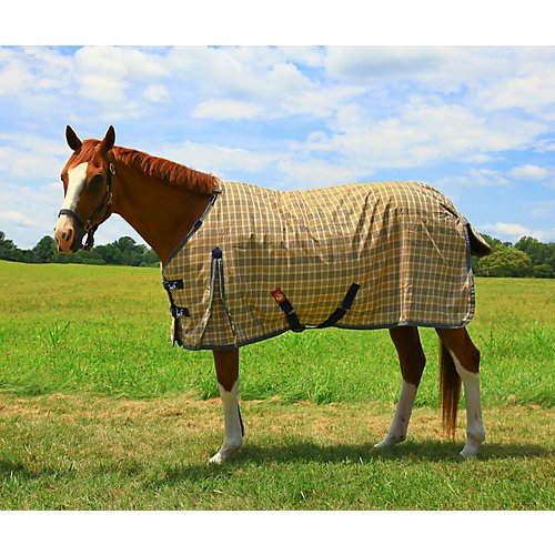 Baker Turnout Blanket 200 Gram 80 Original Plaid ()