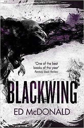 Blackwing: The Ravens Mark Book One: Amazon.es: Mcdonald, Ed, Mcdonald, Ed: Libros en idiomas extranjeros