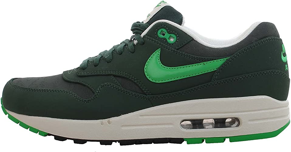 Nike Mens Air Max 1 Vintage Green
