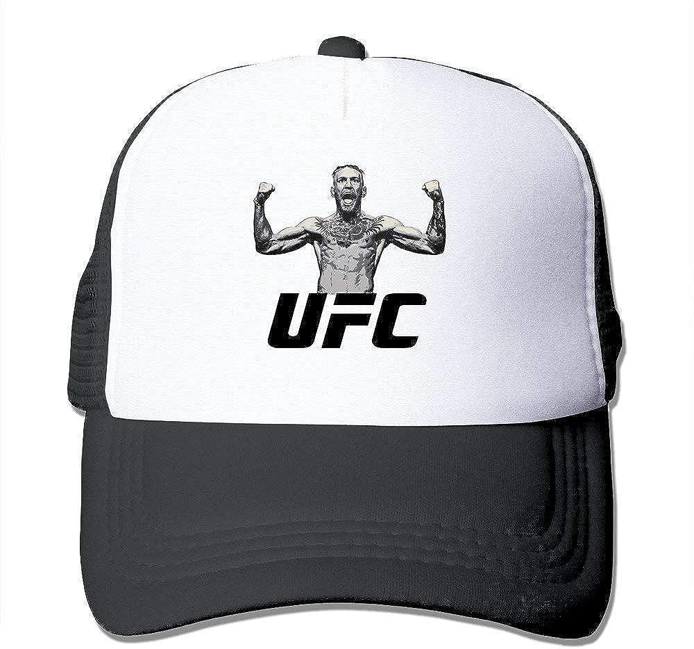 Black UFC Conor Mcgregor Cool Hat Cool Snapbacks Black: Amazon.es ...