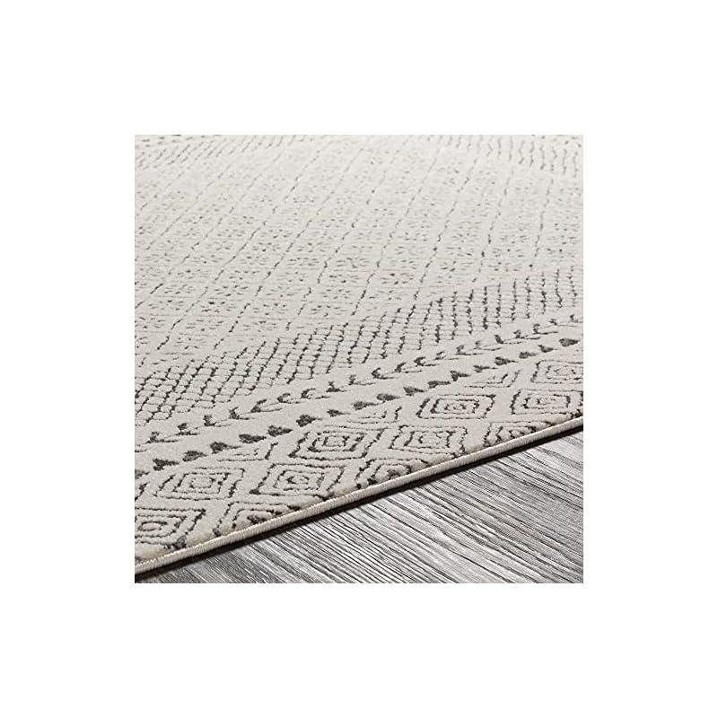 """Artistic Weavers Melodie Beige Area Rug, 6'7"""" x 9'"""