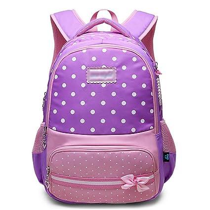 22f21005090142 XHHWZB Zaino per ragazze Zaino per scuola, Zaino in nylon per scuola -  Ideale per studenti delle ...