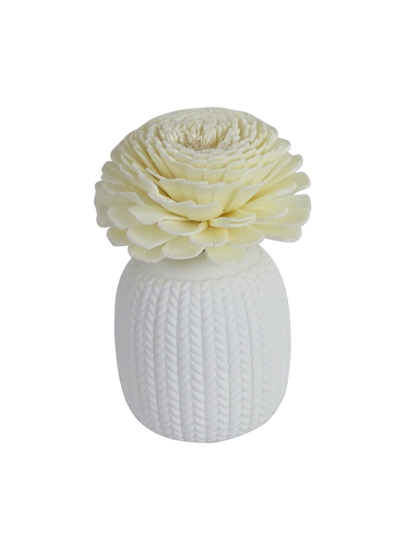Aroma Blossom新しいYorkセラミックNarrow Flower Diffuser、ラベンダー B01L7IQGL0