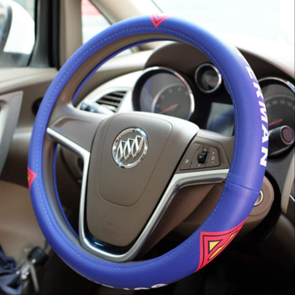 GGOII steering wheel cover Steering Wheel Cover Environmental Protection Rubber Ring Inside Cover Fur Accessories Car