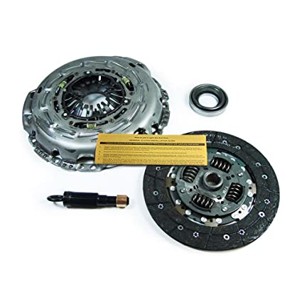 Amazon.com: LuK REPSET CLUTCH KIT fits 2005-07 INFINITI G35 05-06 NISSAN 350Z 3.5L V6 VQ35DE: Automotive