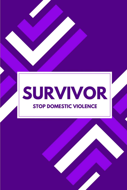 Amazon.com: Survivor Stop Domestic Violence: October ...
