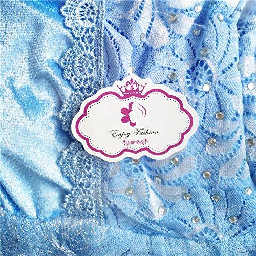 JiaDuo Girls' New Princess Dress Butterfly Party Costumes