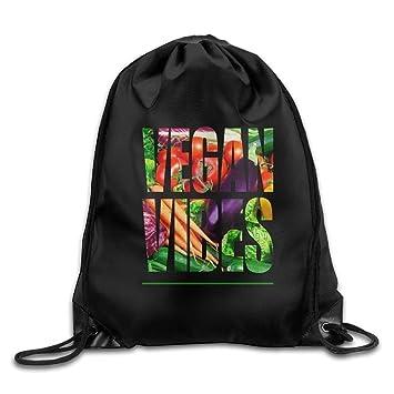 Dutars Mochila Holandesa con cordón para Hombres, Mujeres, niños, niñas, Veganos, Verduras, Vegetarianos, Alimentos, vibingfunny Bag: Amazon.es: Deportes y ...