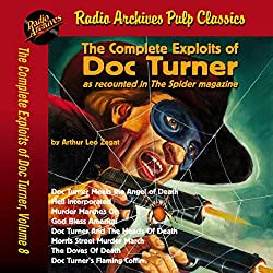 The Complete Exploits of Doc Turner, Volume 8
