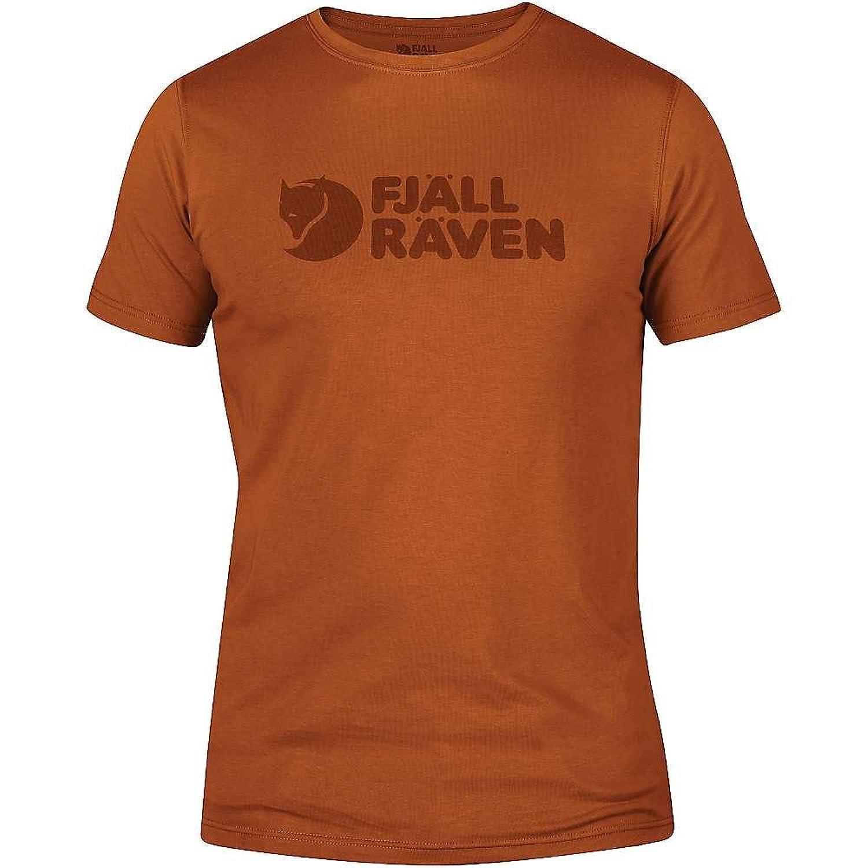 Fjällräven Herren T-Shirt Logo T-Shirt 81822 XXL Autumn Leaf