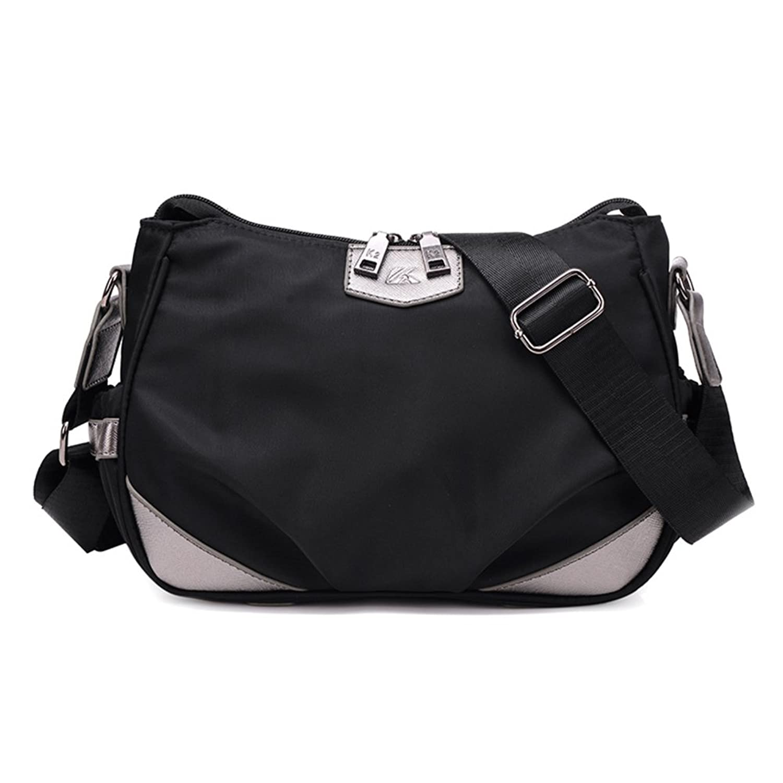 Spring and summer fashion nylon handbag/handbag/canvas bag/Middle-aged oxford cloth shoulder bag/Ms. bags