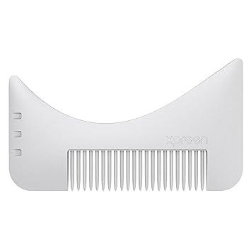Bartkamm Schablone,Xpreen Multifunktions-Bart Gestaltung Werkzeug ...