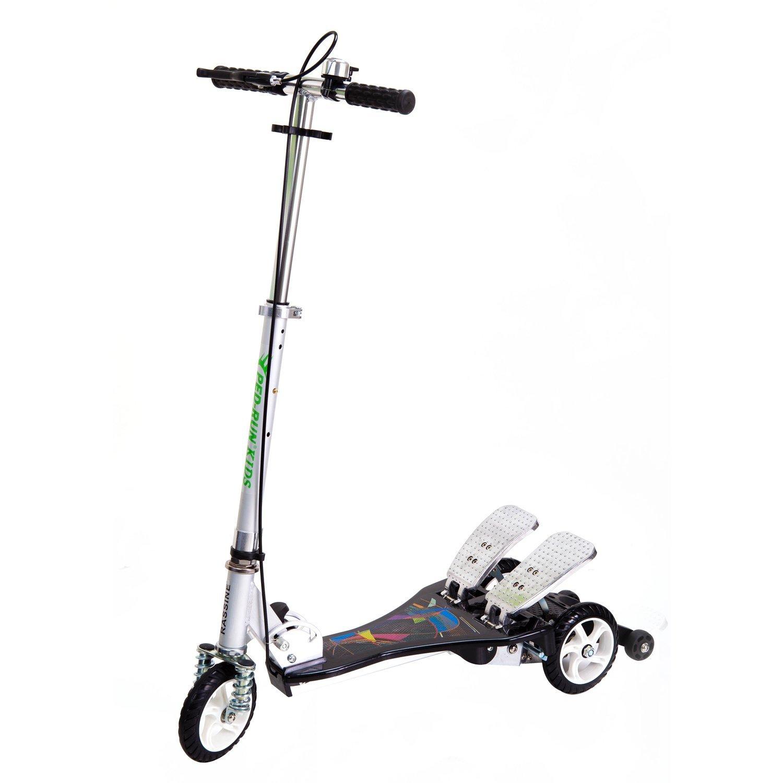Ped-Run Kids Pedaling Scooter: haga ejercicio mientras se divierte
