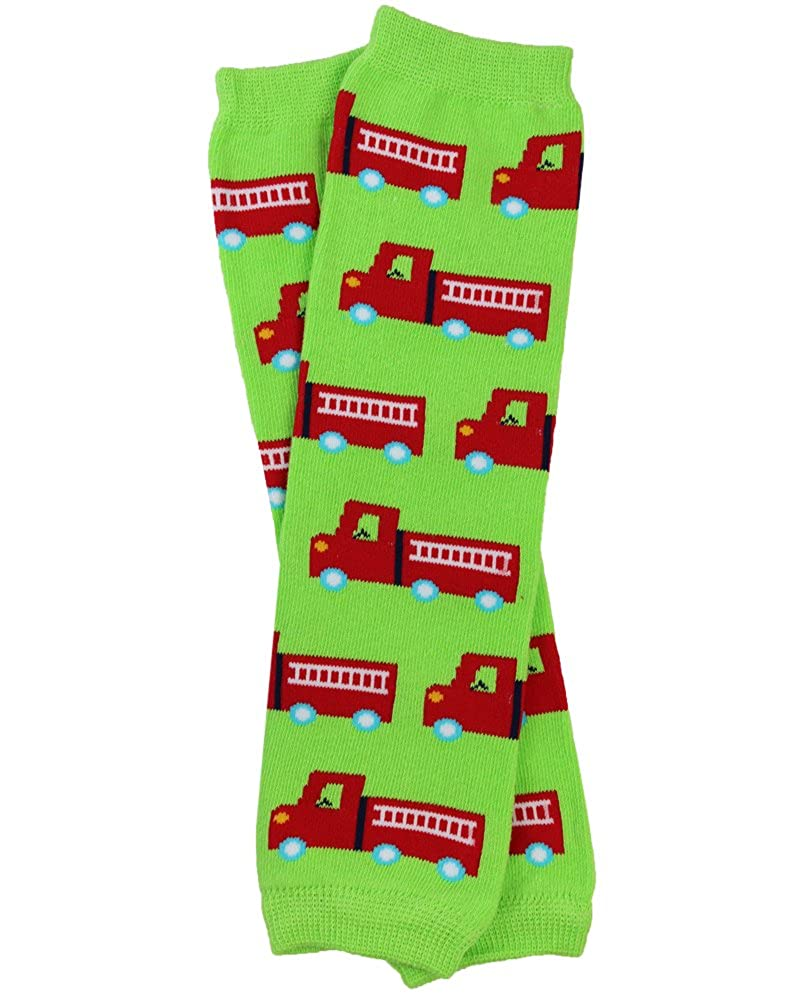 juDanzy printed leg warmers for baby or toddler boys & girls