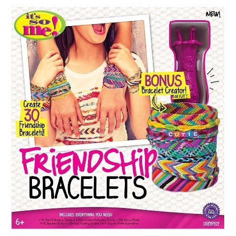so me friendship bracelets kit