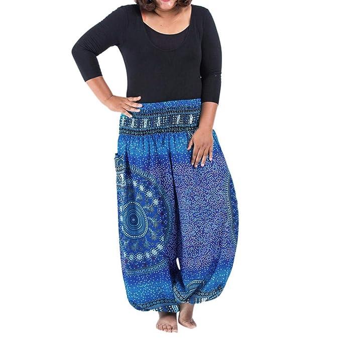 Amazon.com: Pongfunsy - Pantalones de yoga para mujer ...
