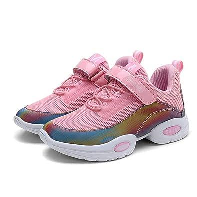 Niños Niñas Zapatillas mágicas Adhesivas Zapatos Transpirables ...