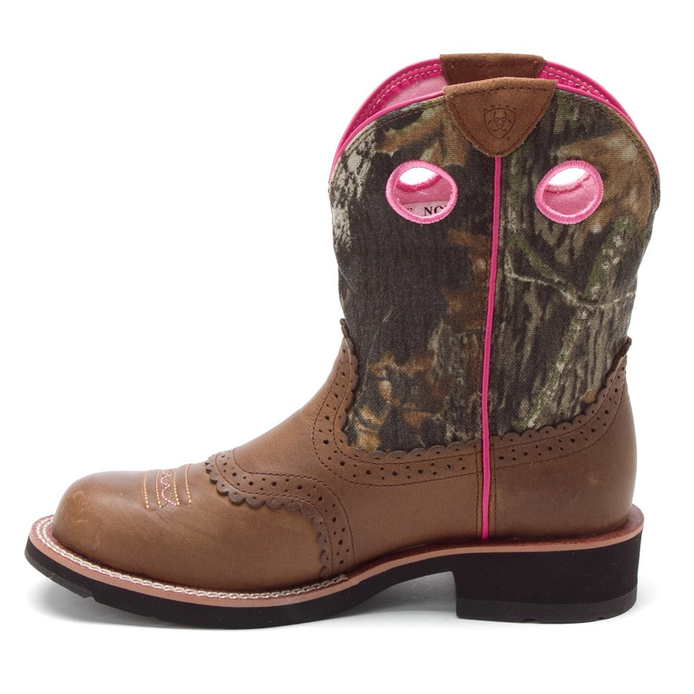 Ariat Women Women's Fatbaby Collection 6.5 Western Cowboy Boot B007ZVHXCK 6.5 Collection M US|Distressed b092b0