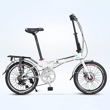 Bicicletta Pieghevole Portatile.Yearly Adulti Bici Pieghevole Bicicletta Pieghevole Ultra