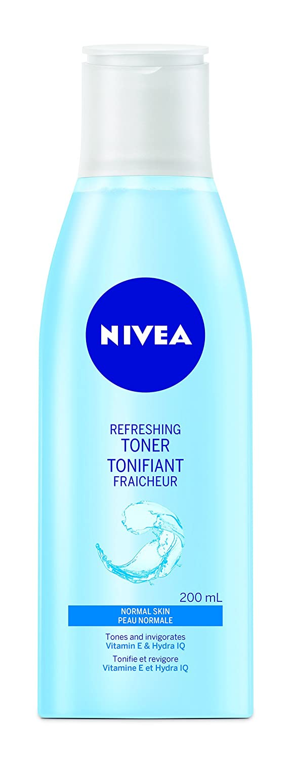 NIVEA Gentle Facial Toner for Combination to Oily Skin, 200 mL 056594811065