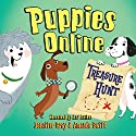 Puppies Online: Treasure Hunt Audiobook by Jennifer Gray, Amanda Swift Narrated by Jot Davies