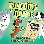 Puppies Online: Treasure Hunt | Jennifer Gray, Amanda Swift