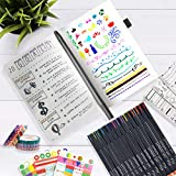 Bullet Dotted Journal Kit, Feela A5 Dotted Bullet