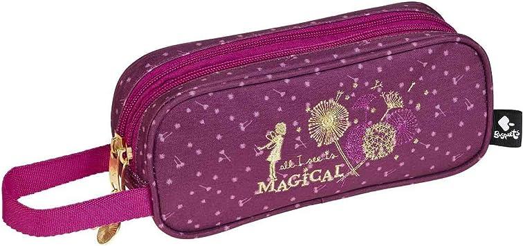 Busquets Estuche 2 Compartimentos Magical by: Amazon.es: Juguetes y juegos