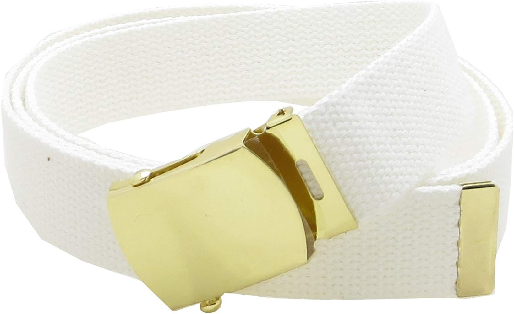 Rothco 4406 Solid Brass Web Belt Buckle