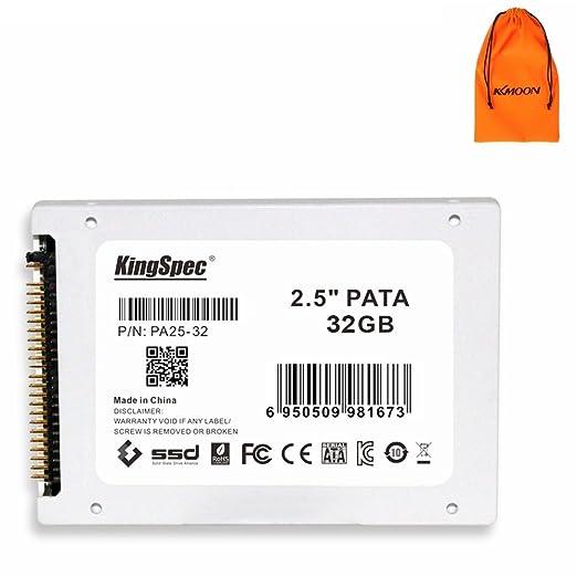 63 opinioni per KingSpec PATA(IDE) MLC SSD Unità a Stato Solido Solid State Drive per PC Laptop