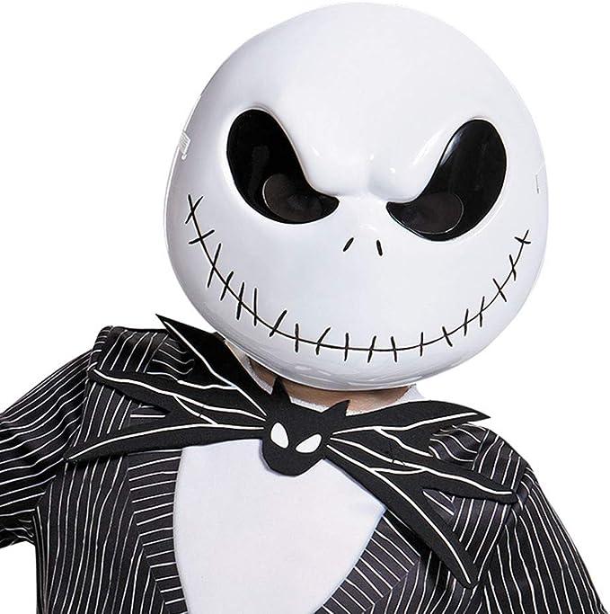 Childs Boy/'s The Nightmare Before Christmas Jack Skellington Costume Medium 7-8