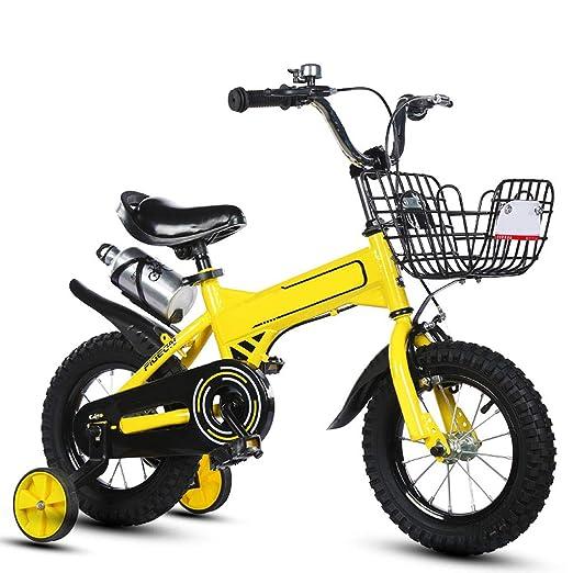 Bicicleta Para Niños 2-3-4-5-6-8-9-10 Años De Edad Montaña 12/14 ...