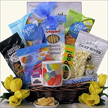 Amazon sugar free get well wishes get well gift basket sugar free get well wishes get well gift basket negle Images