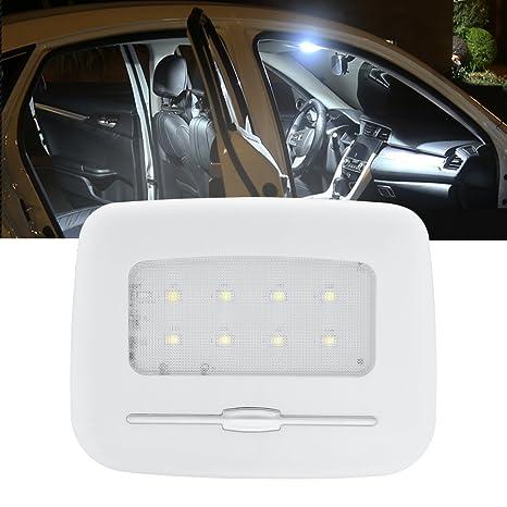 BOGAO Luces LED para Interior de Coche, Luces traseras, Luces de Lectura de Coche