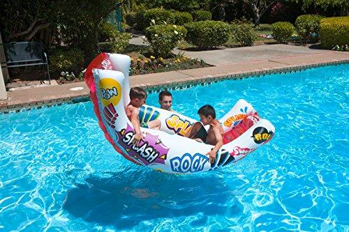 Poolmaster Aqua Rocker Fun Float (Fun Rocker Float)