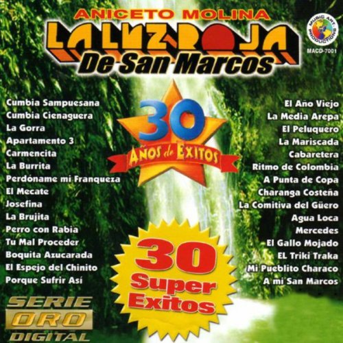 Aniceto Molina Stream or buy for $9.49 · 30 Super Exitos