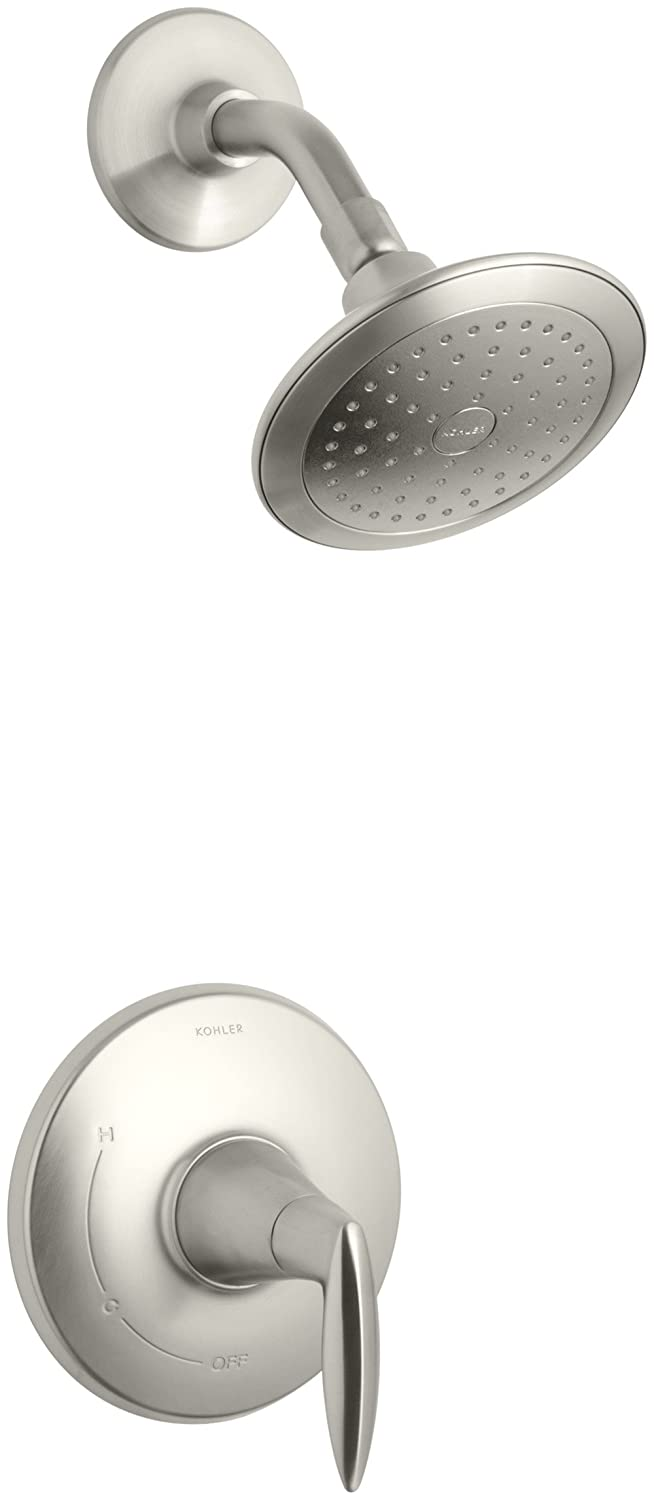 kohler kt451064cp alteo shower trim valve not included polished chrome bathtub and showerhead faucet systems amazoncom