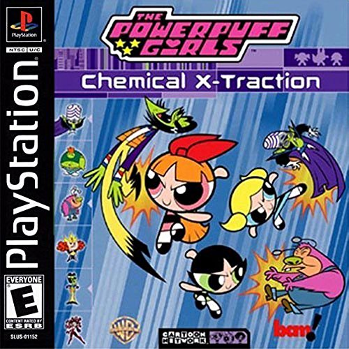 Powerpuff Girls: Chemical X-Traction PS