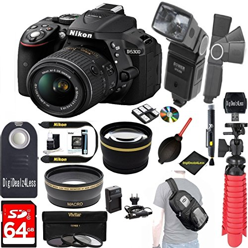 nikon-d5300-242-mp-dslr-camera-af-p-dx-18-55mm-nikkor-zoom-lens-kit-64gb-pro-sling-backpack-wide-len