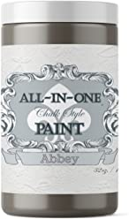 Abbey, Heritage Collection All in One Chalk Style Paint (NO Wax!) (32oz)