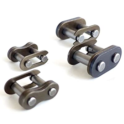 Chain Master Link MultiPack - 2 each of #25 & BF05t - for all gas or electric mini scooters: Automotive