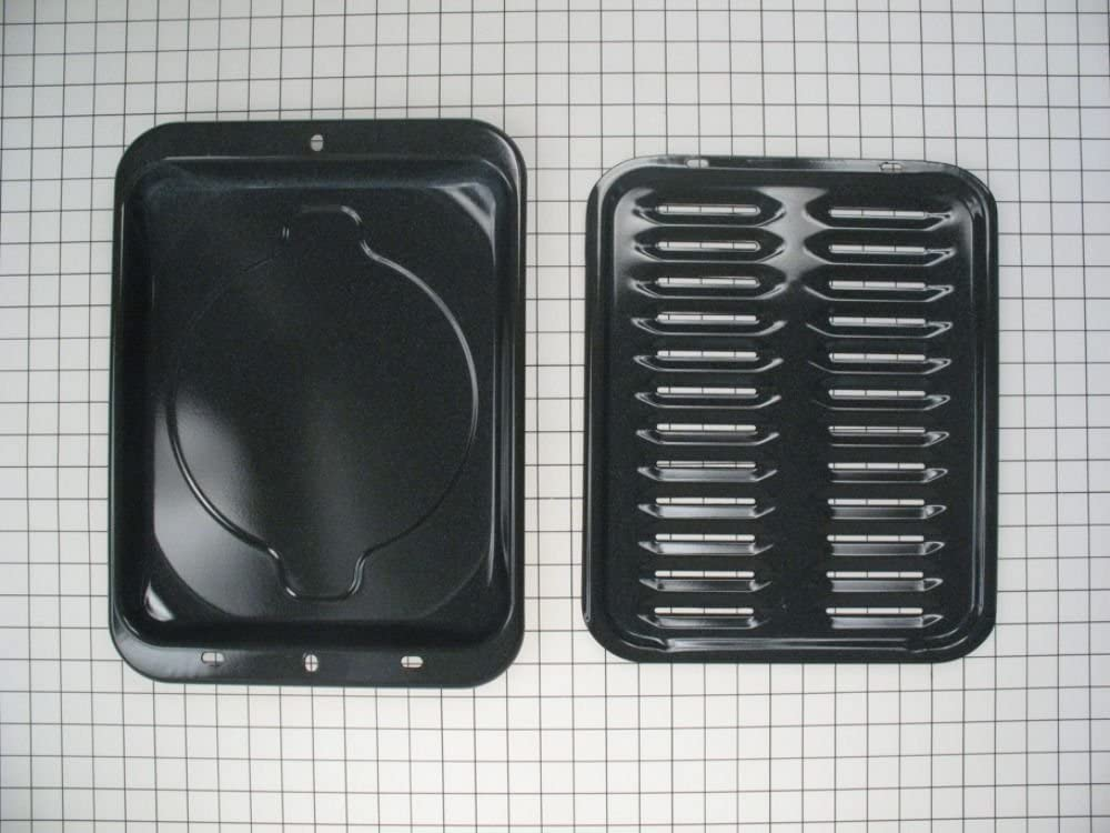 WB48X10056 Kenmore Wall Oven Broil Pan Set