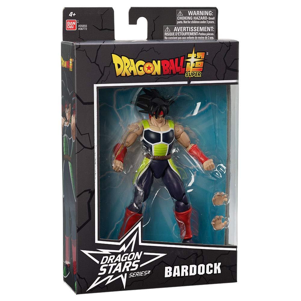 BANDAI 36772 Dragon Ball Super-Dragonstars-Bardock-17cm Action Figure