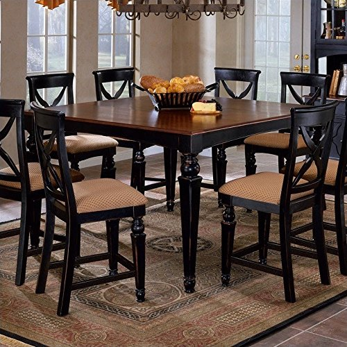 (Hillsdale Furniture Northern Heights Counter Height Dining)