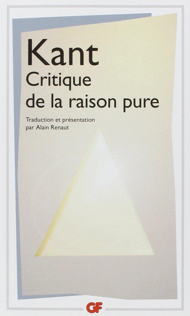 Download Critique de la raison pure PDF