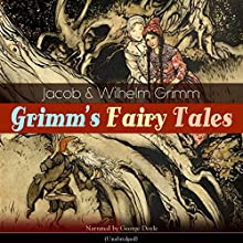 Grimm's Fairy Tales Audiobook by  Brothers Grimm Narrated by George Doyle